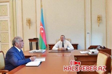 Saleh Məmmədov Prezidentin tapşırıqlarını hələ də icra etmir