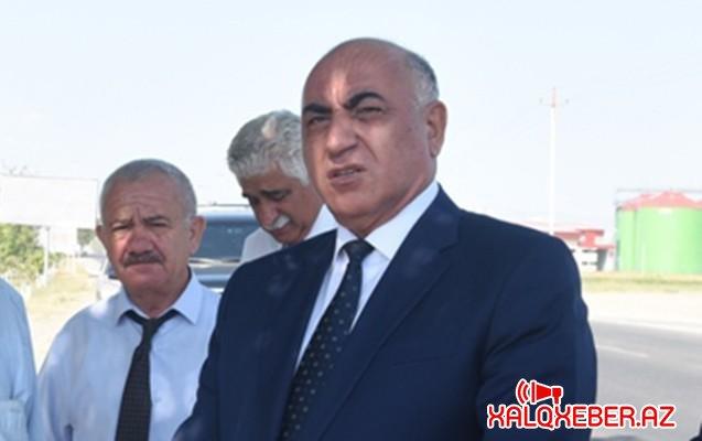 """İcra başçısının """"Şöhrət"""" ordeni geri alınacaq"""