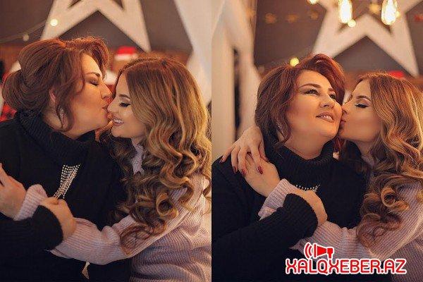 Aybəniz Haşımovanın qızı nişanlandı - FOTO