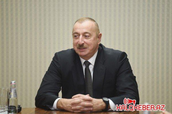 Mehriban xanımın Rusiyaya çox uğurlu rəsmi səfəri baş tutdu - Prezident