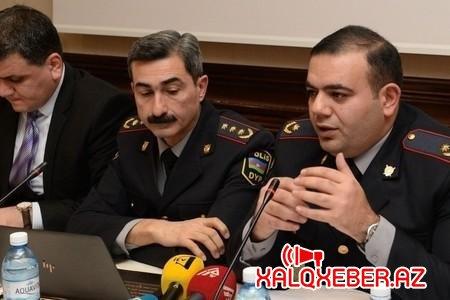 """""""Yol hərəkəti haqqında"""" yeni qanun layihəsinin hazırlanması nəzərdə tutulub"""" - DYP rəsmisi"""