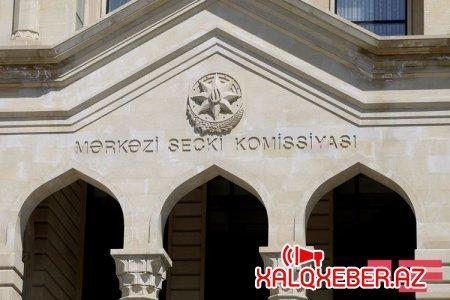 Deputatlığa namizədlərin qeydə alınması prosesi yanvarın 24-də bitəcək