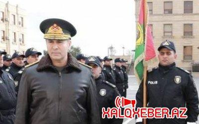 Əlahiddə Çevik Polis Alayının geyim forması dəyişdi - Foto