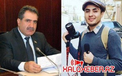 """Mehman Huseynov: """"Fərəc Quliyevin qələmini qırdım"""""""