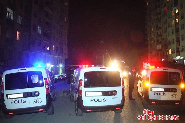 DSK sədrinin polis işləyən oğlu bıçaqlandı