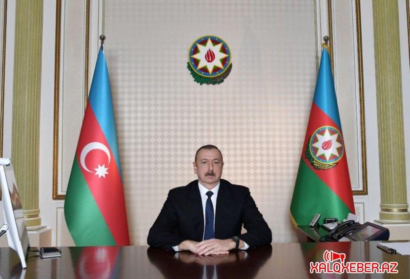 İlham Əliyev qanunu imzaladı