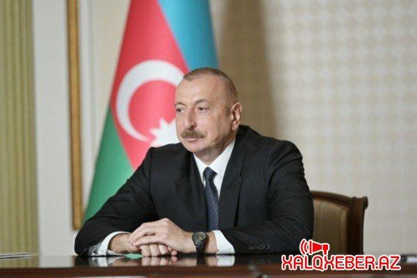 """""""Azərbaycan Xəzər dənizində ən böyük donanmaya malikdir"""" - Prezident"""