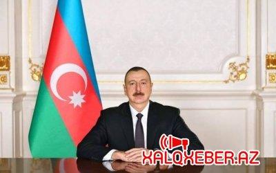 Prezident Xalq artistinə ad günündə ev bağışladı