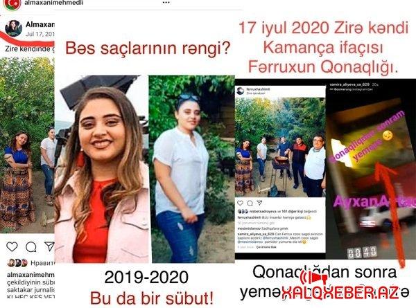 Generalın şəhid olduğu günü kabab çəkib, jurnalistlərə SAXTAKAR deyən muğam ifaçısı üzr istəsin! – FOTO FAKTLAR