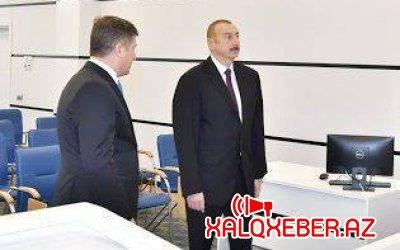 Prezidentin xilas etdiyi parkın ərazisini Kərəm Həsənov necə satışa çıxarmışdı?! - Video