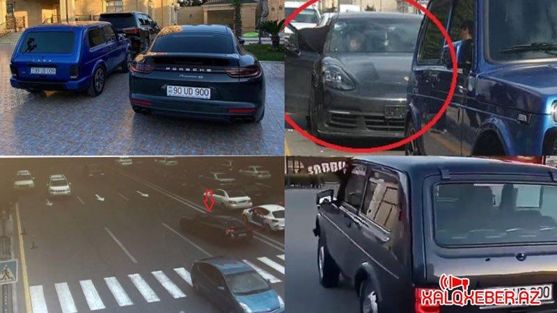 """Bakıda """"protiv"""" sürüb keçiddə piyadanı vuran """"Porsche"""" sürücüsü kimdir?"""
