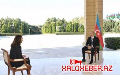 """Azərbaycan Prezidenti: """"Fransa həmsədr olaraq neytral qalacaq, çünki bu, həmsədrin mandatıdır"""""""