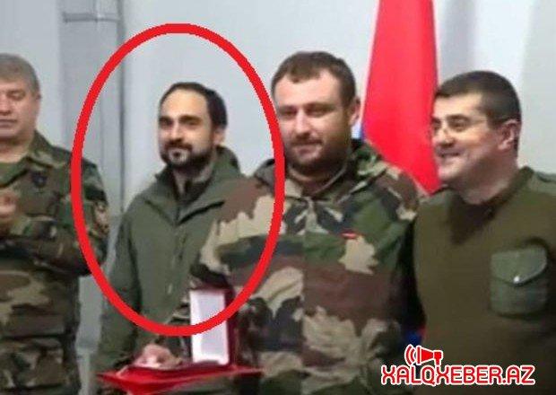 """Paşinyanın """"sağ əli"""" məhv edildi"""