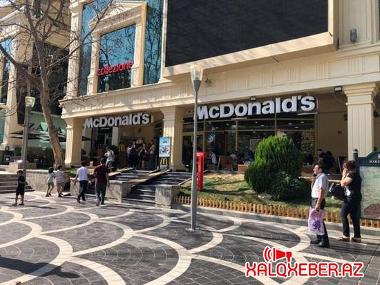 """""""McDonalds"""" dövlətə xəyanət maddəsi ilə ittiham olunmalı, əmlakı müsadirə edilməlidir"""" - EKSPERT"""
