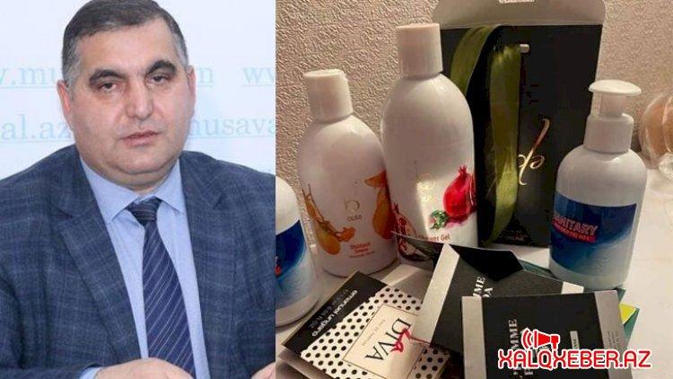 """Jurnalist deputata səsləndi: """"Elə et ki, """"payın başına dəysin"""" deməsinlər..."""