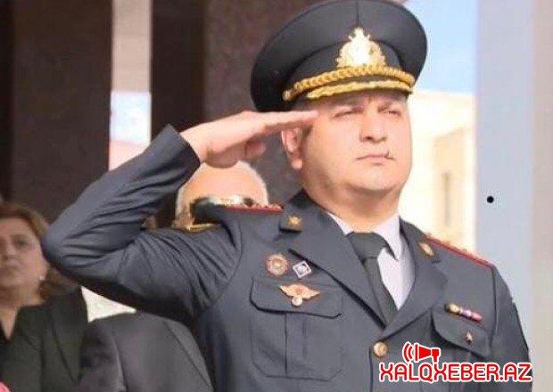 Canpolad Daanov Polis Akademiyasına rəis təyin OLUNDU