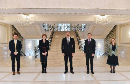 Biz region ölkələri, Avropa İttifaqı arasında çox nadir əməkdaşlıq formatını yaratmışıq - Prezident İlham Əliyev