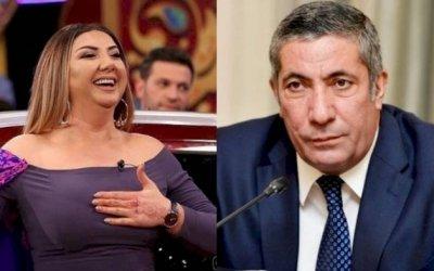 """Nazilə Səfərli Siyavuş Novruzovu ələ saldı: """"Xınayaxdıya gedə bilərəm?"""""""