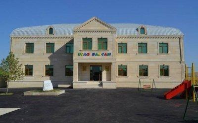 Füzulidə Heydər Əliyev Fondu tərəfindən daha üç körpələr evi-uşaq bağçası istifadəyə verildi