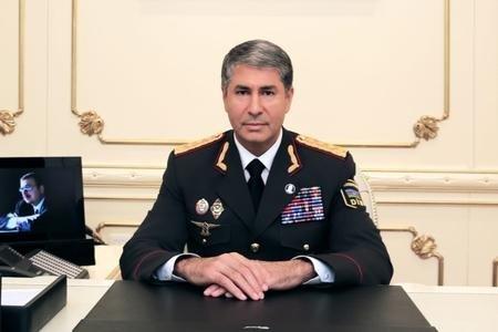 Vilayət Eyvazov mayor və kapitana vəzifə verdi