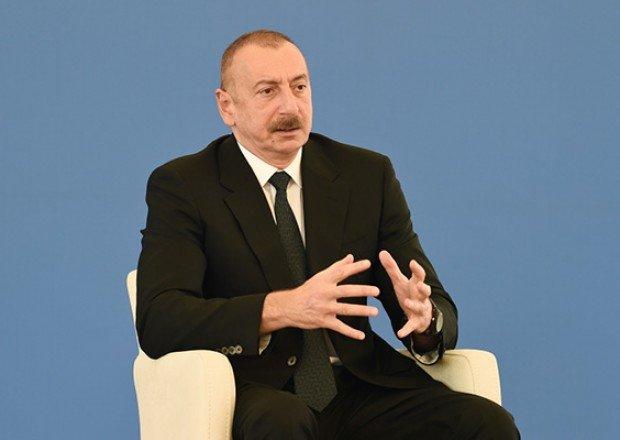 """""""İqtisadi əməkdaşlıq üçün böyük imkanlar var"""" - İlham Əliyev"""