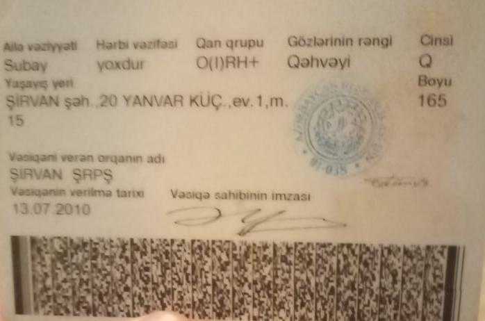 """""""Accessbank"""" ASC vətəndaşı ölüm həddinə çatdırıb"""