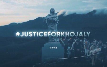 Baş Prokurorluq Xocalı faciəsinin 29-cu ildönümü ilə bağlı videoçarx hazırlayıb - VİDEO