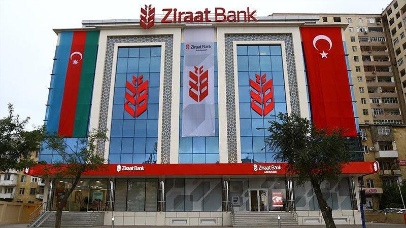 """""""Ziraat Bank""""ın xalis mənfəəti 33% azalıb"""