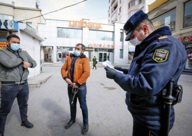Karantin rejimini pozan 42 nəfər HƏBS EDİLDİ