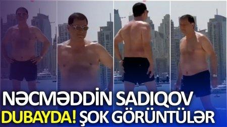 """SADIKOVUN """"DUBAY GEDİŞİ"""" - """"5-ci kolon""""un """"gövdə göstərisi""""..."""