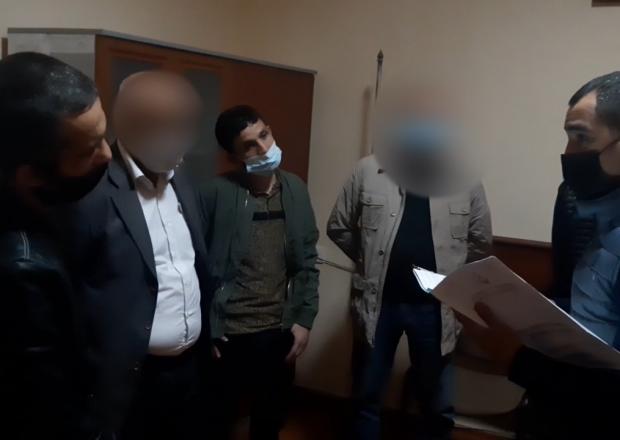 Polis əməliyyat keçirdi - SAXLANILANLAR VAR