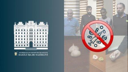 Şirvan şəhərində xüsusi əməliyyat - VİDEO