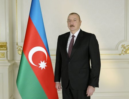 Prezident İlham Əliyev Hacıqabul Sənaye Məhəlləsinin açılışında iştirak edib