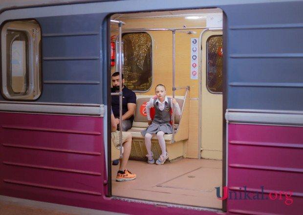 Bakı metrosu iyun ayında həftəsonları da İŞLƏYƏCƏK