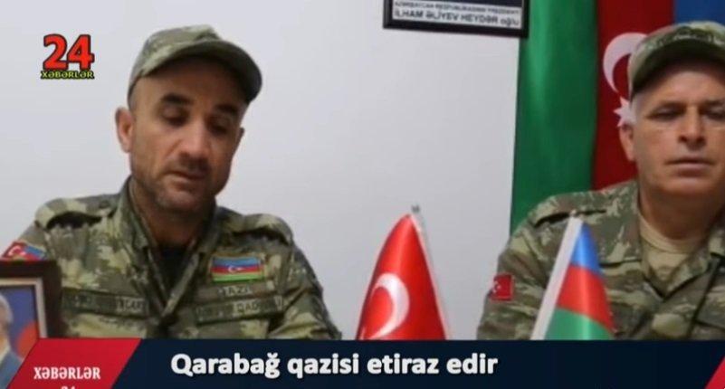 """""""Rüşvət alınıb, vəsiqəni pulnan satırlar..."""" - Qarabağ qazisi etiraz edir"""
